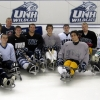 Coaching the Northeast Passage Sled Hockey Team