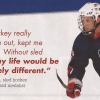 Chace Featured in December 2013 USA Hockey Magazine