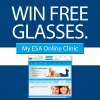Win a free pair of glasses!