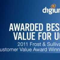 Digium's Switchvox product has been chosen as the winner of the award and is recognized by Frost & Sullivan