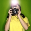 What Causes Red Eye in Flash Photography?